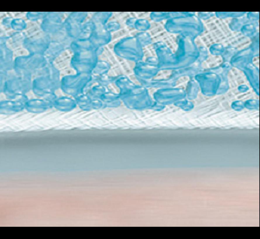 Kidzzz Peutermatras Koudschuim op maat t/m 79  x 160 x 10 cm