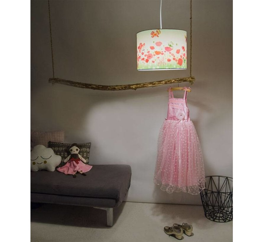 Hartendief Wonderlamp Vlinders