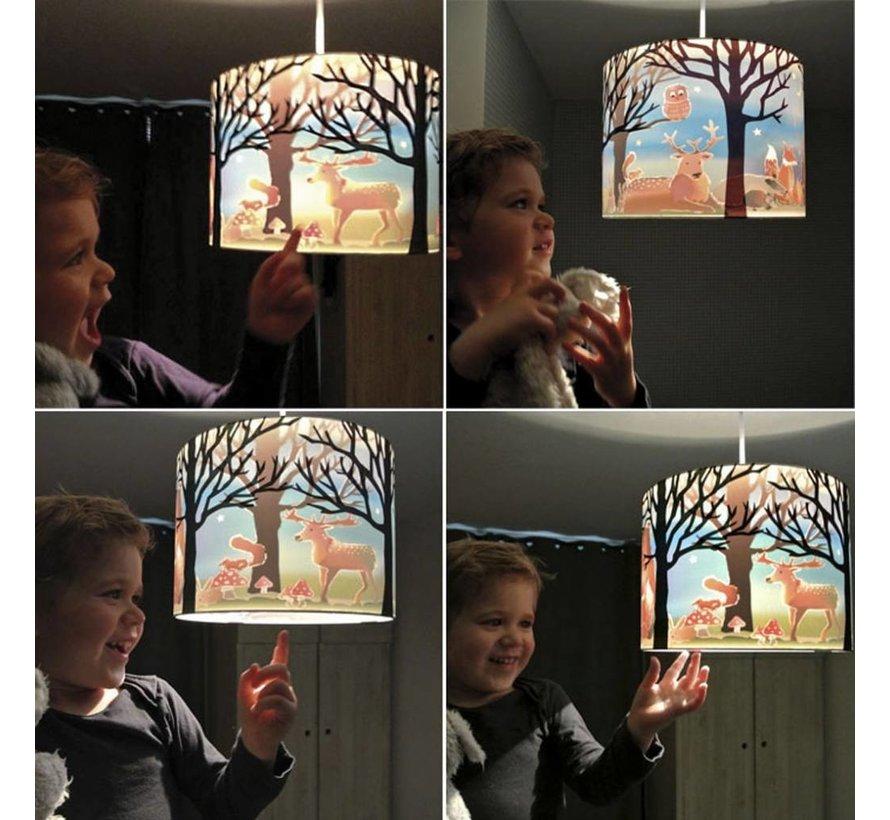 Hartendief Wonderlamp Bos
