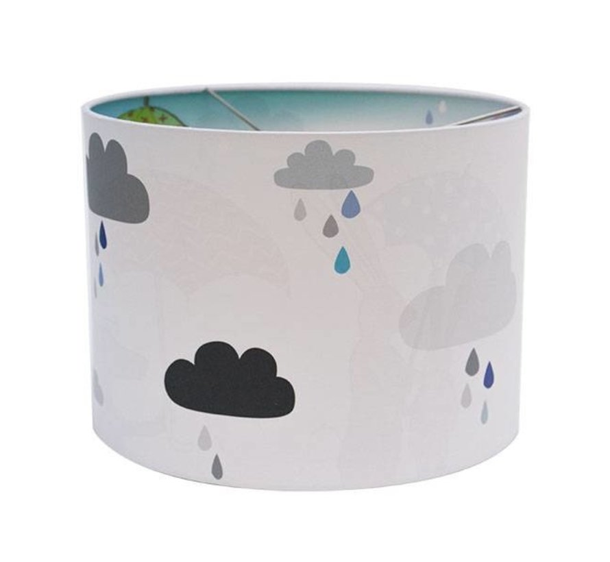 Hartendief Wonderlamp Clouds