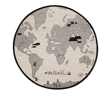 OYOY OYOY Vloerkleed - World