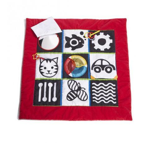 Manhattan Toy speelkleed Wimmer-Ferguson 81,3cm polyester rood