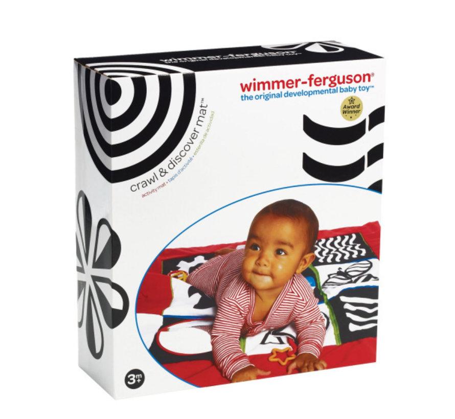 speelkleed Wimmer-Ferguson 81,3cm polyester rood