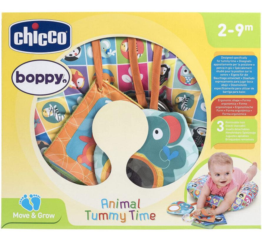 activiteitenkussen Tummy Time junior 38 cm 4-delig