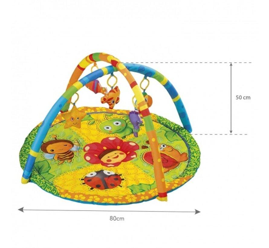 babygym Tabi educatief 80 cm multicolor