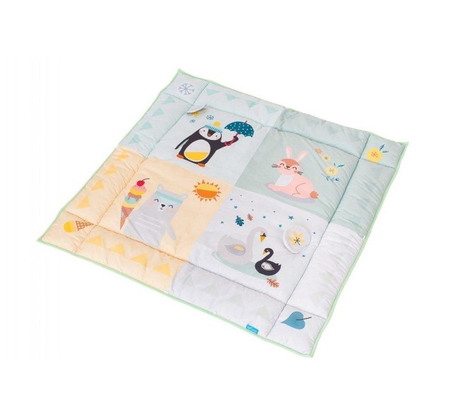 speelkleed North Pole junior 100 cm multicolor