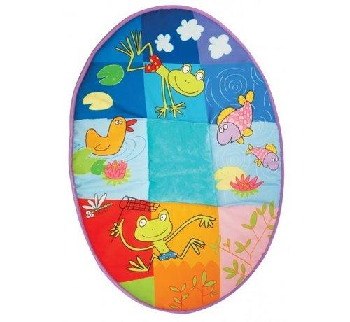 Taf Toys speelkleed Pond Mat and Pillow junior 100 cm 3-delig