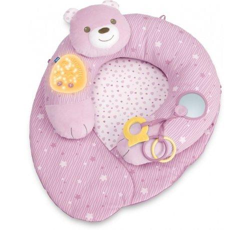 Chicco babynest 3-in-1 My First Nest meisjes 40 cm roze