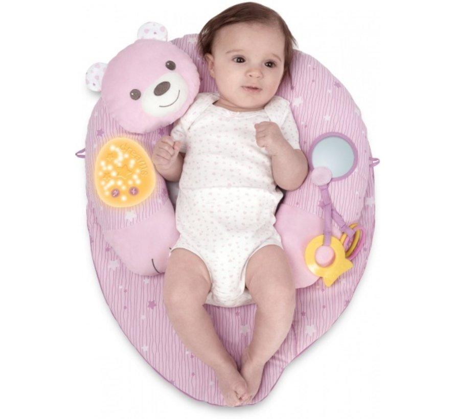 babynest 3-in-1 My First Nest meisjes 40 cm roze
