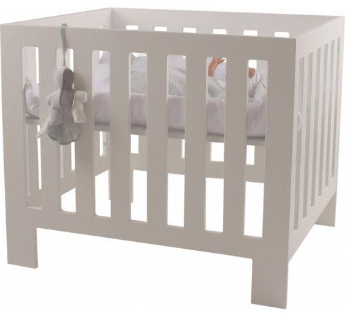 Happy Baby babybox Schatkamer 97 x 82 cm wit