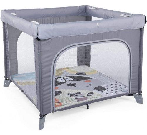 Chicco box Open park junior 94,5 cm polyester grijs