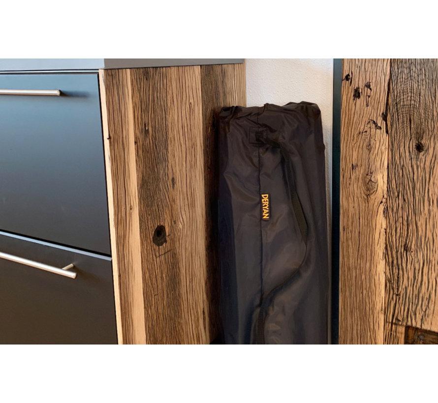 speelbox Portable PlayPen 135 cm polyester zwart