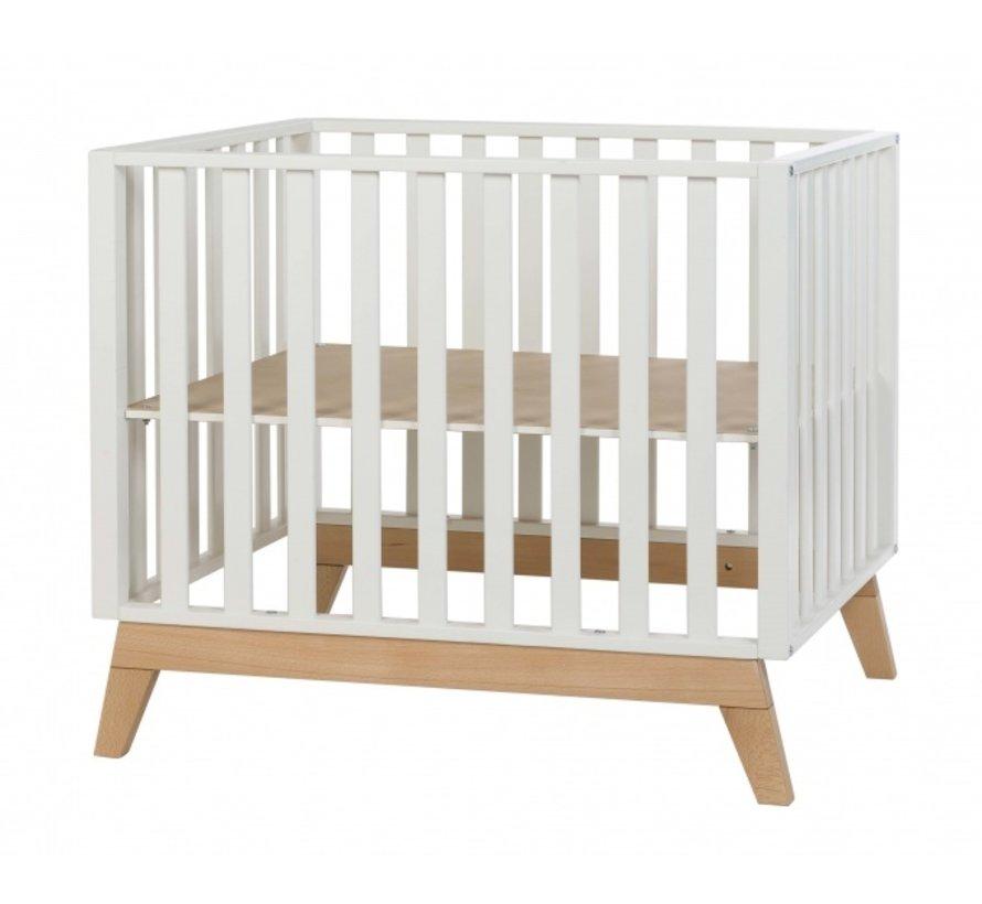 babybox Malmo 98 x 78 cm wit
