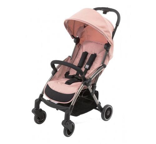 Chicco buggy Cheerio 97 cm polyester/aluminium roze/zwart