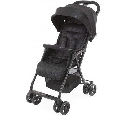 Chicco buggy Ohlala-3 101 cm polyester/aluminium zwart
