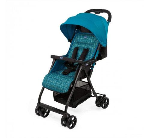 Chicco buggy Ohlala-2 Digital 101 cm polyester/aluminium blauw