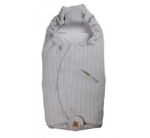 Easygrow Lite+ voetenzak grijs 98-115 cm