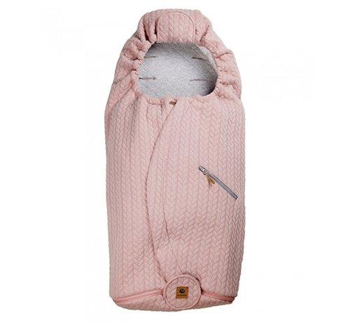 Easygrow Lite+ voetenzak roze 98-115 cm