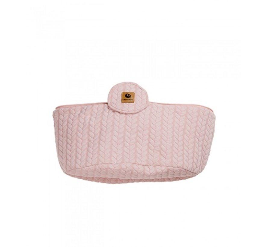 Lite+ voetenzak roze 98-115 cm