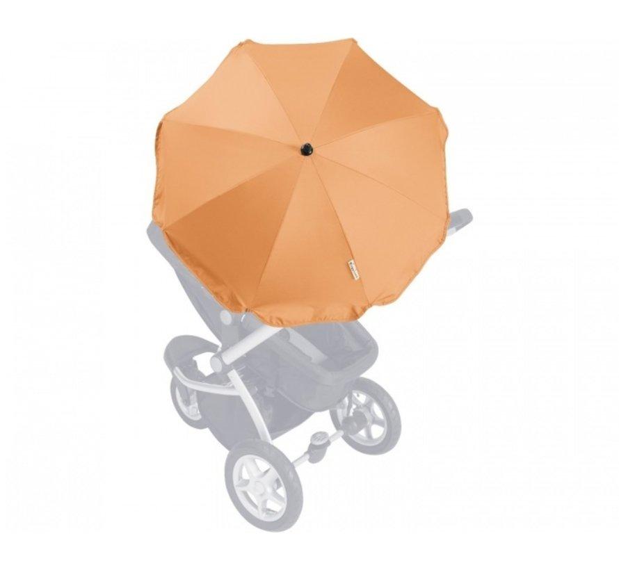 Parasol voor kinderwagens set oranje