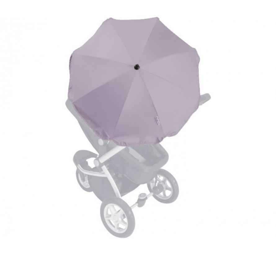 Parasol voor kinderwagens set roze