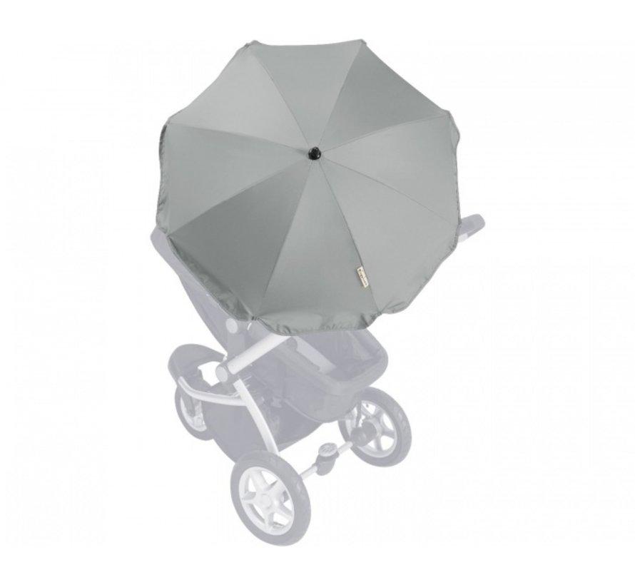 Parasol voor kinderwagens set grijs