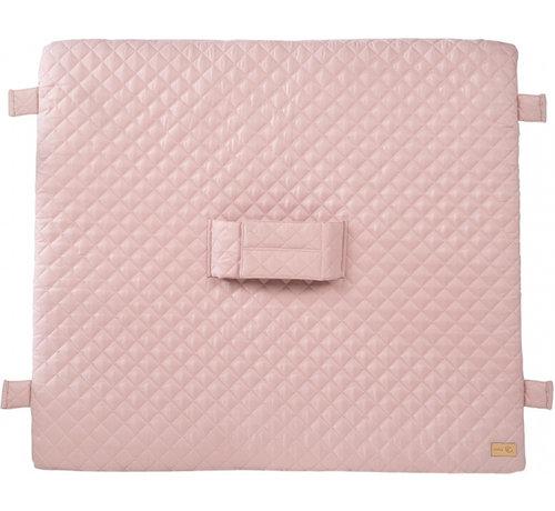 Roba aankleedkussen meisjes 85 x 75 cm polyester roze