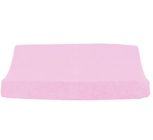Briljant Baby aankleedkussenhoes 50 x 65 cm katoen roze