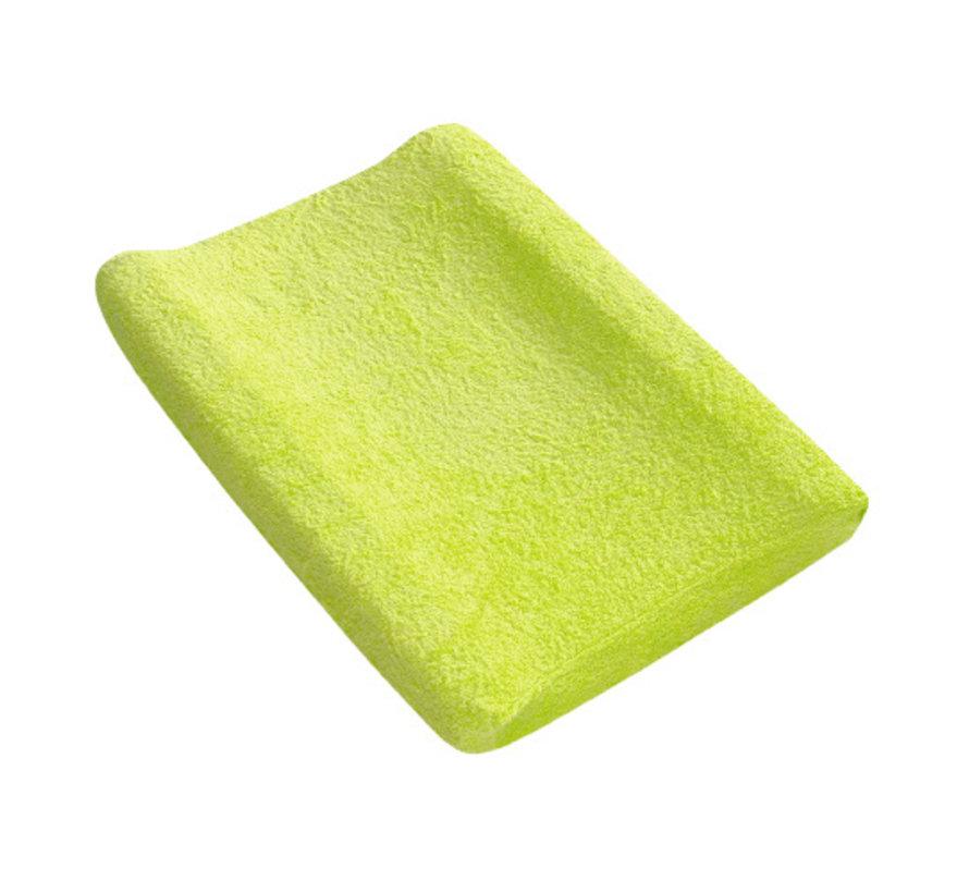 aankleedkussenhoes 55 x 80 cm katoen groen