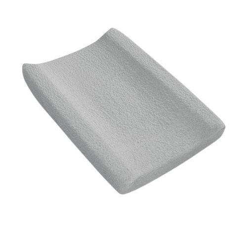 Interbaby aankleedkussenhoes 55 x 80 cm katoen grijs