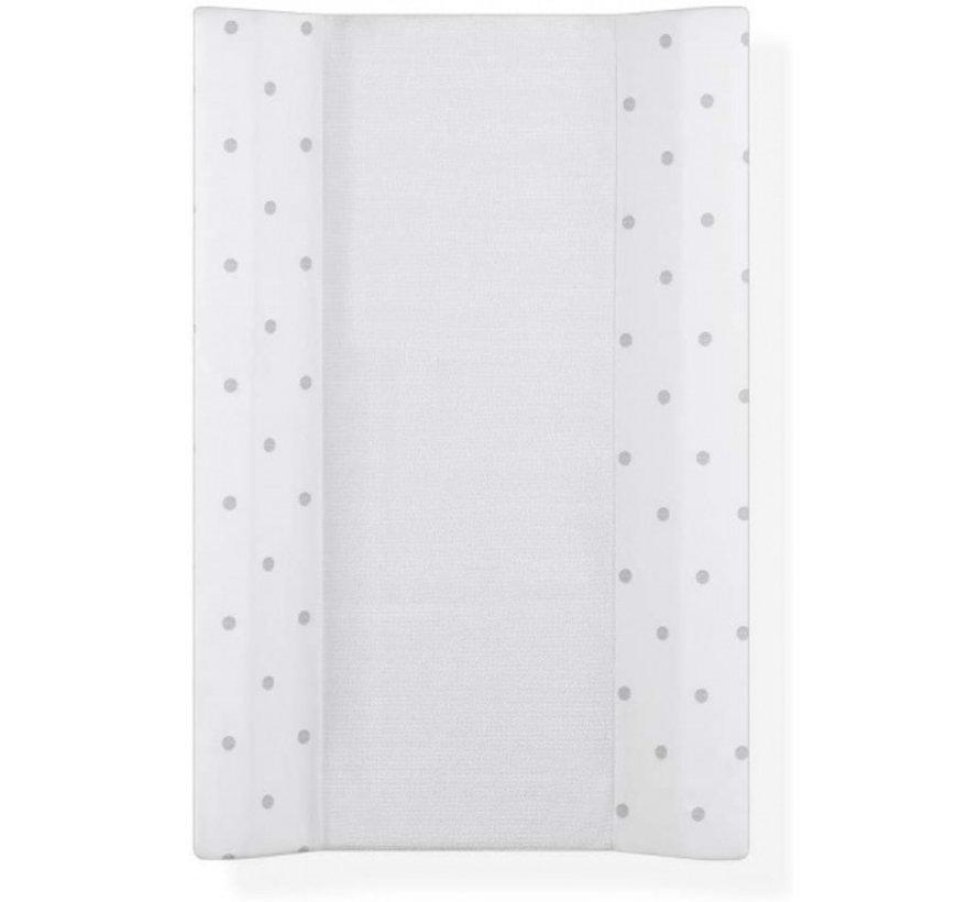 aankleedkussen Amorosos 80 x 55 cm katoen/PVC grijs