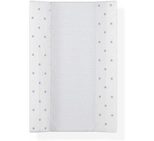 Interbaby aankleedkussen Amorosos 80 x 55 cm katoen/PVC wit