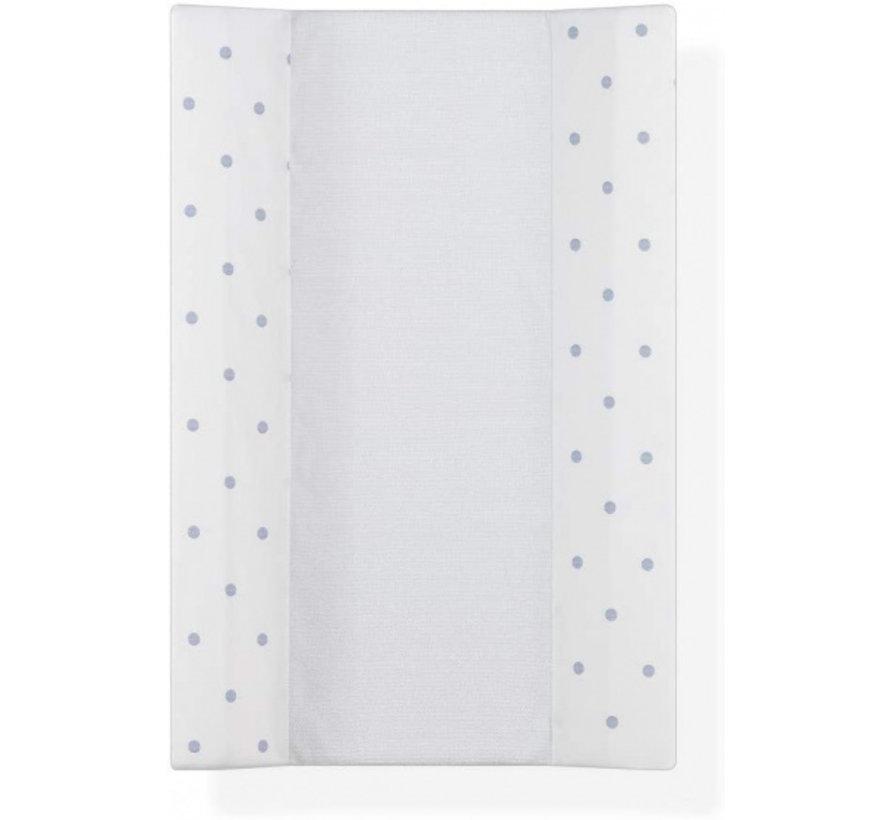 aankleedkussen Amorosos 80 x 55 cm katoen/PVC wit