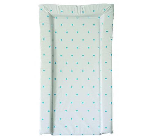 East Coast aankleedkussen stippen 72 cm groen/blauw