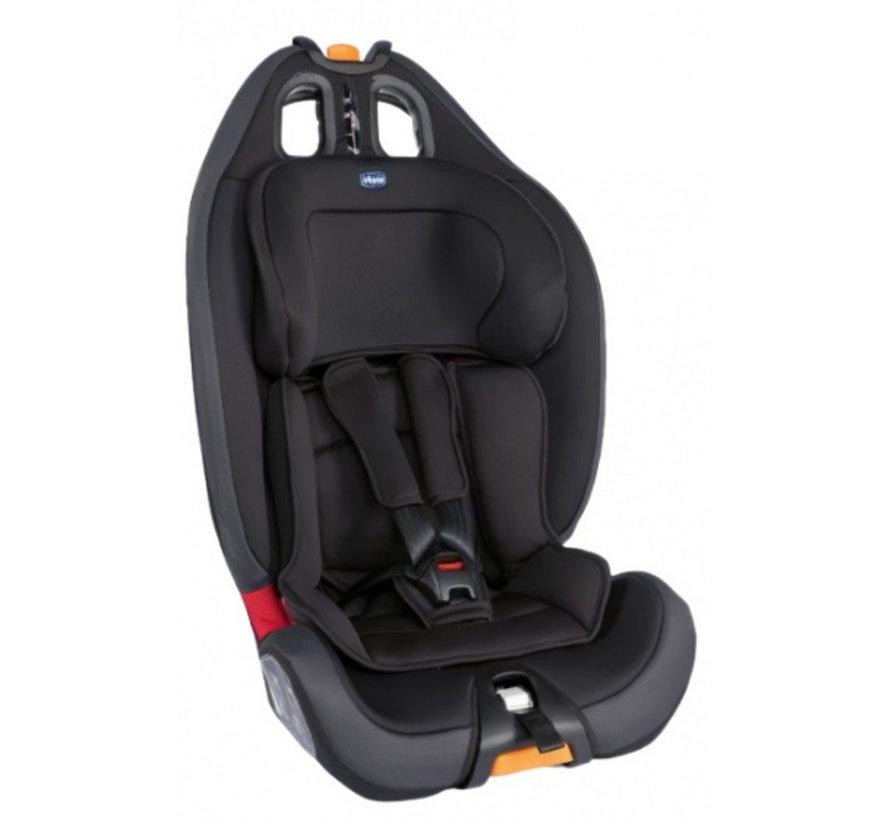 autostoel Gro-Up junior polyester groep 1-2-3 zwart