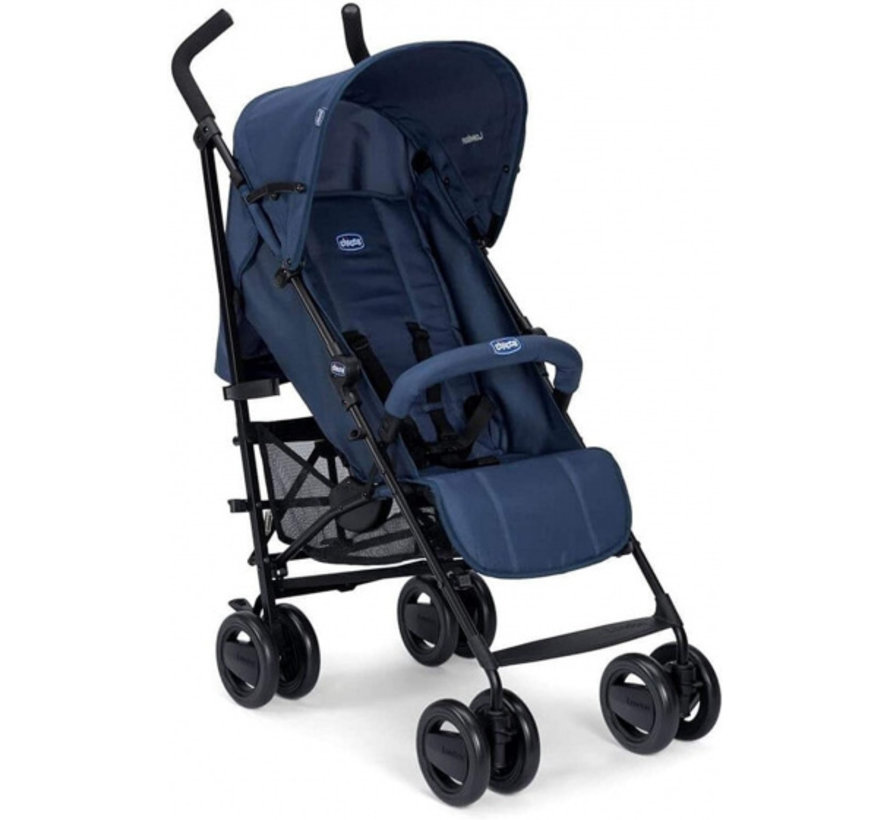 buggy London Up junior 107 cm polyester blauw