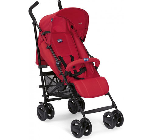 Chicco buggy London Up 107 cm polyester rood