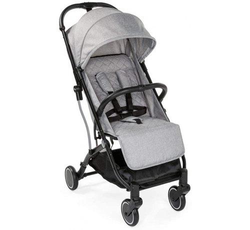 Chicco buggy Trolley Me 101 cm aluminium/polyester grijs/zwart
