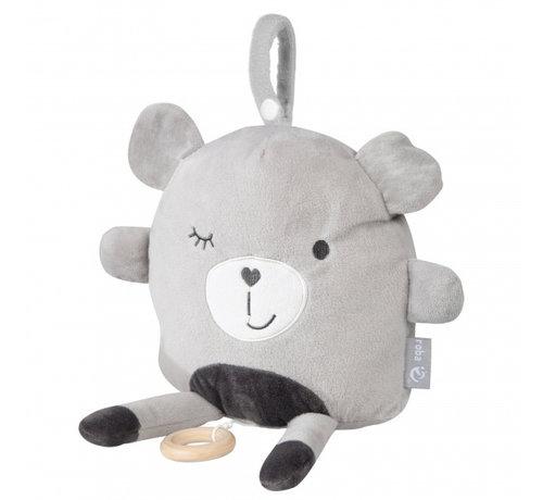 Roba muziekdoos Lil Cuties 20 cm grijs