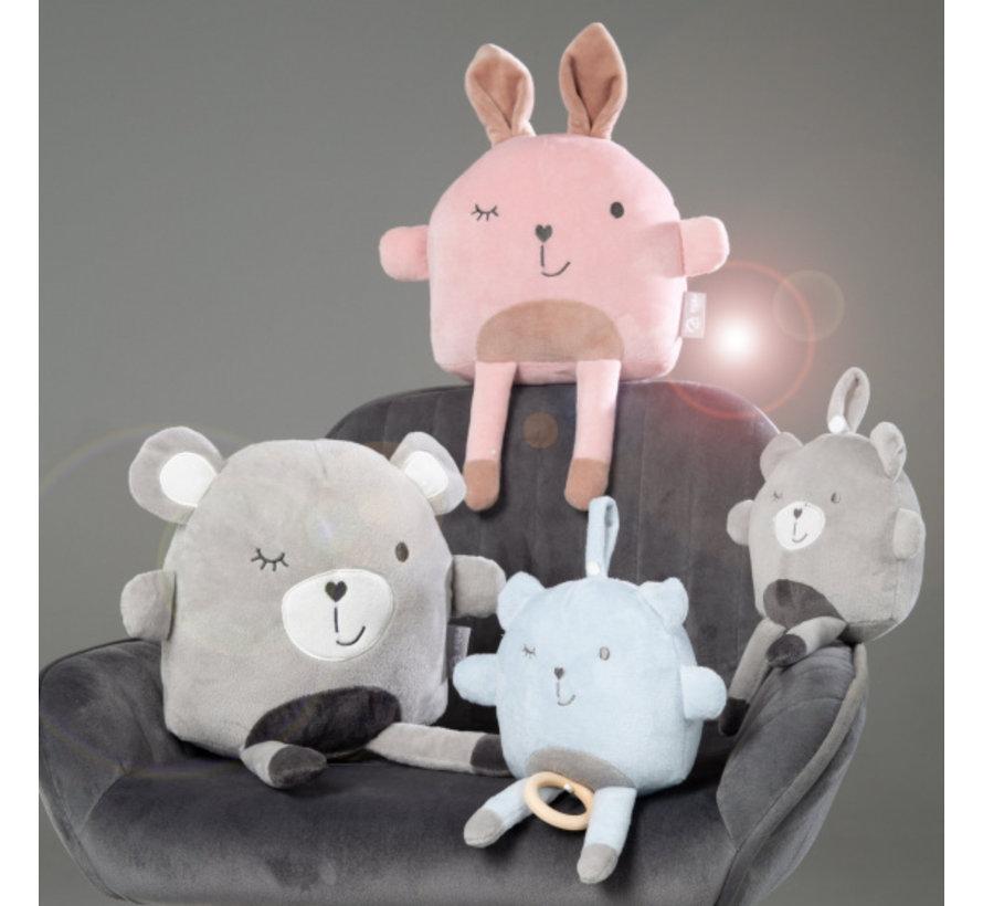 muziekdoos Lil Cuties 20 cm roze