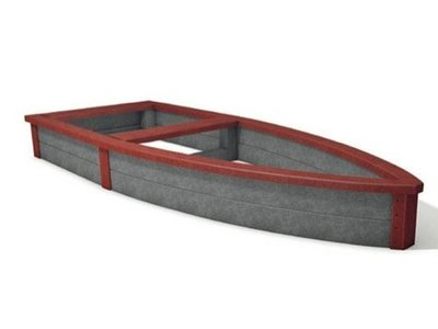 Zandbak Boot