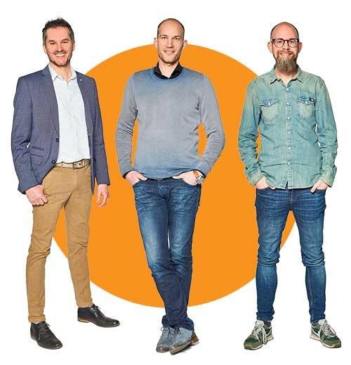 Het team van kunststofreus.nl