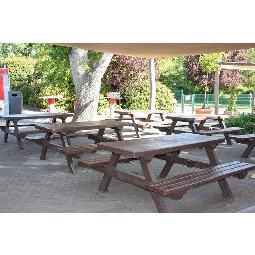 Kunststof picknickset | Isola