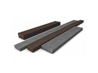 save plastics Planken 2,5x5 cm