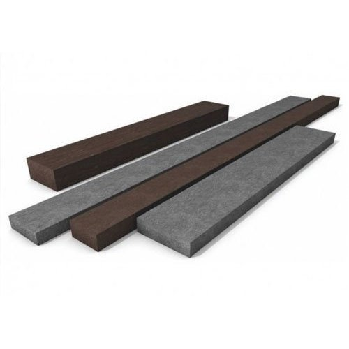 save plastics Kunststof planken 3x6 cm