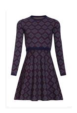 SMASHED LEMON KNIT DRESS 19675
