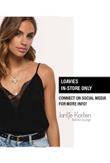 LOAVIES LACE OR MORE TOP LOAV 80311