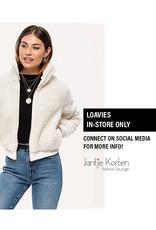 LOAVIES GOT NO RULES JACKET OFF WHITE LOAV82298