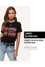 LOAVIES TSHIRT HAUTE COUTURE LOAV81052