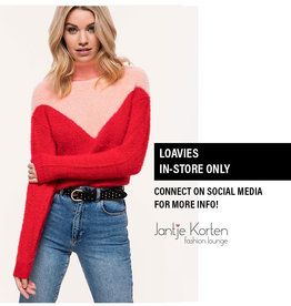 LOAVIES EVERYTHING YOU ARE PULLOVER LOAV81302